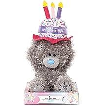 Me To You Me Gorro para Tarta de cumpleaños, diseño de Oso de Peluche