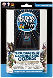 Wii Action Replay Schummelmodul
