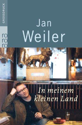 Buchseite und Rezensionen zu 'In meinem kleinen Land' von Jan Weiler