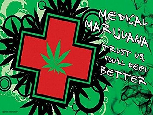 ��Vertrauen Sie uns, You 'll Feel Better 36x 24ART Pint Poster Wall Decor dispensaire Medical College Humor Wohnheim (College-wohnheim-poster)