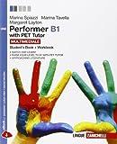 Scarica Libro Performer B1 Pet tutor Per le Scuole superiori Con espansione online (PDF,EPUB,MOBI) Online Italiano Gratis
