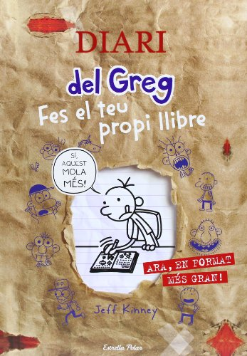 Diari Del Greg. Fes El Teu Propi Llibre