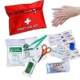 Erste Hilfe Set Portable Medical Bag Survival Emergency Erste Hilfe sets für Outdoor-Camping Wandern Survival Travel