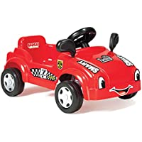 Dolu - Smart coche a pedales, surtido, colores aleatorios