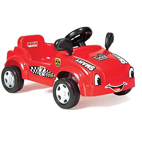 Dolu Kinderauto mit - Baby-pedal-traktor