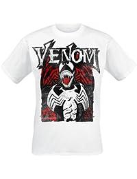 Spider-Man Venom - Black Spirit T-shirt blanc
