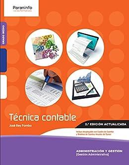 José Rey Pombo - Técnica contable