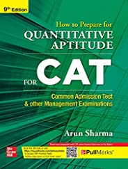 How to Prepare for QUANTITATIVE APTITUDE for CAT | 9th Edition