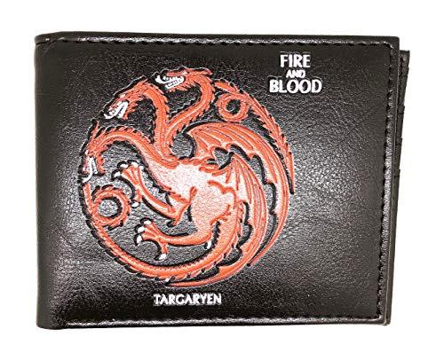 Gemelolandia Cartera Juego Tronos Casa Targaryen