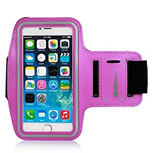 iPhone 6 Plus Armband, SGM (TM) Armband Case Cover For iPhone 6 Plus (5.5)