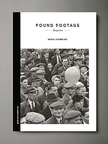 Found Footage Magazine Issue #1 October 2015