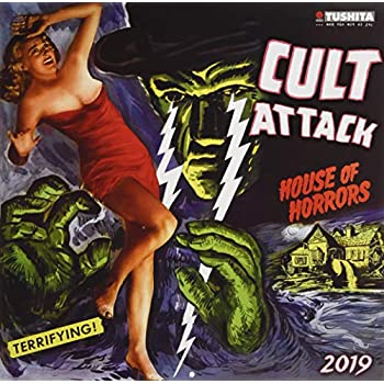 Cult Attack 2019: Kalender 2019
