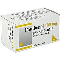Panthenol 100 mg Jenapharm Tabletten 50 stk preisvergleich bei billige-tabletten.eu