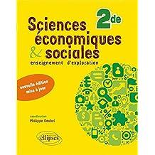 Sciences Économiques & Sociales Enseignement d'Exploration
