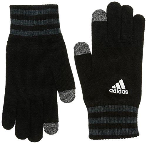 adidas Herren Tiro Handschuhe, Black/Dark Grey, L