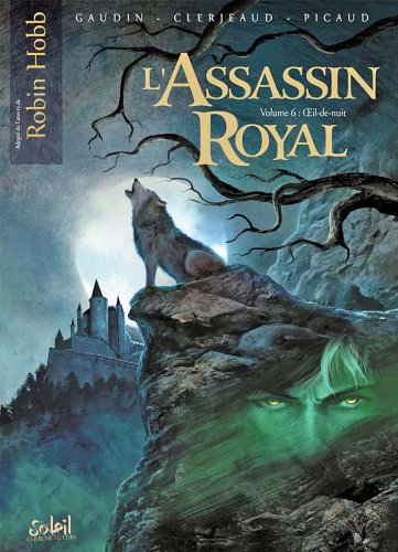 L'assassin royal T06: Oeil de nuit