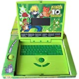 Techhark 22 Activities & Games Fun Laptop Notebook Computer Toy For Kids