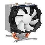 Artic - Freezer i11 - Ventilador PWM I Para zócalos Intel I Montaje multidireccional - Color negro y blanco