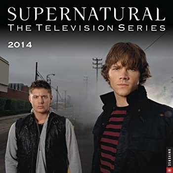 Supernatural 2014 Wall Calendar: The Television Series