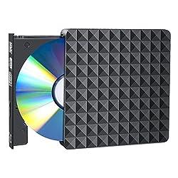 Externes Dvdcd Laufwerk Usb 3.0 Tragbarer Dvd Cd Brenner Dvd Cd Tragbarer Dvdcd-player Für Windows 2003vistaxp78.110mac Os