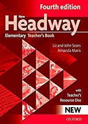 New Headway: Elementary Fourth Edition: Teacher's Book + Teacher's Resource Disc