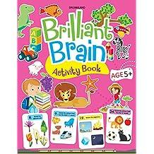 Brilliant Brain Activity Book 5+