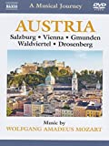 Naxos Travelogue | Austria | Salzburg Vienna [Various] [Naxos DVD Travelogue: 2110342] [UK Import] [Reino Unido]