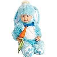Handsome - Disfraz de conejo para bebé niño, talla 0 - 6 meses (885351NB)