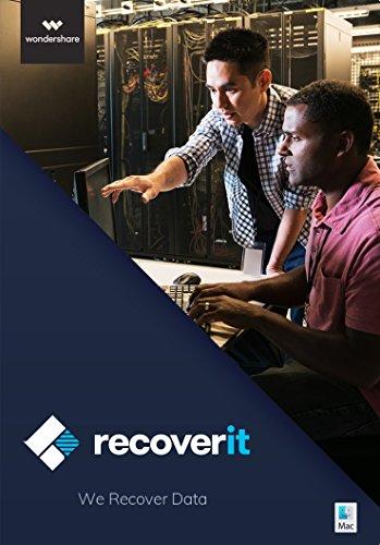 RecoverIt - Datenrettung MAC (Product Keycard ohne Datenträger)