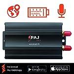 GPS Tracker Auto LIVE, Diebstahlschutz, GSM und GPS-Ortung, PROFESSIONAL Finder von PAJ direkt vom Hersteller, smart Gadget KFZ mit Bewegungsalarm - Variante SMS-Ortung