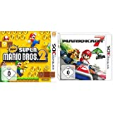 New Super Mario Bros. 2 & Mario Kart 7 - [Nintendo 3DS]