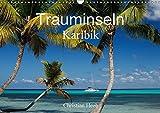 Trauminseln Karibik Christian Heeb (Wandkalender 2017 DIN A3 quer): Die besten Inseln und Strände der Karibik in einem fantastischen Foto-Kalender von (Monatskalender, 14 Seiten) (CALVENDO Natur)