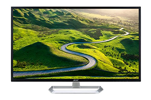 "Acer EB321HQUAwidp 31.5"" Wide Quad HD IPS Color blanco pantalla para PC - Monitor (80 cm (31.5""), 300 cd / m², 2560 x 1440 Pixeles, 4 ms, LED, Wide Quad HD)"