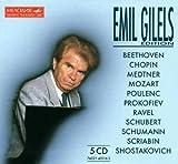Songtexte von Emil Gilels - Emil Gilels Edition