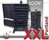 El Fuego Gasgrill/Smoker Portland XXL sofort lieferbar !