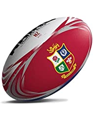 British & Irish Lions 2017 Official Replica Rugby Ball - White