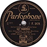 "Jimmy Shand And His Band: Gay Gordons / The Queen Mary Waltz 78 (10"")"