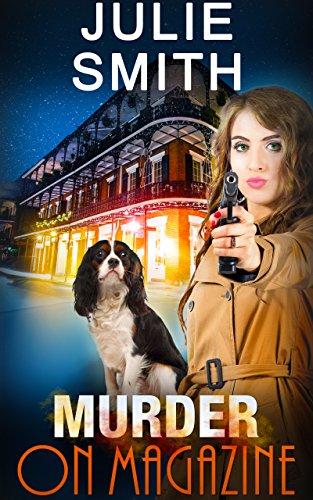 Murder On Magazine: A  Hard-Boil...
