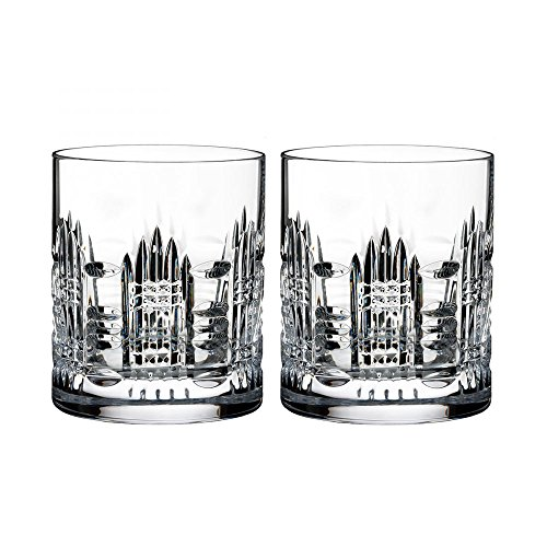 Waterford dungarvan Trinkglas-Set von 2 12 Oz Waterford Tumbler Set