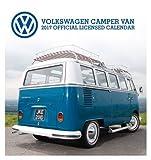 VW Camper Vans Official 2017 Mini Calendar - 178 x for sale  Delivered anywhere in UK