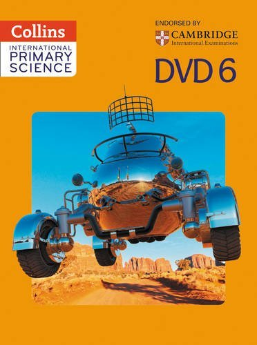 Collins International Primary Science - International Primary Science DVD 6 by Karen Morrison (2014-10-22)