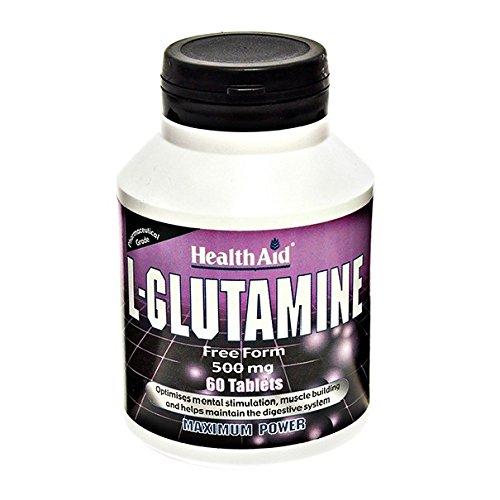 L-Glutamine 500mg 60 Tabletten HA (vegan)
