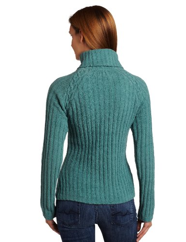 Royal Robbins Chez Nell Damen Soft-Pullover Meerblau (Atlantic)