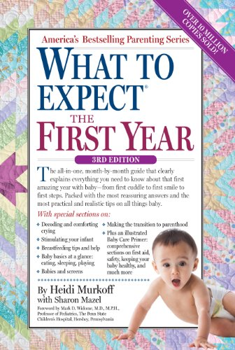 What to Expect the First Year (English Edition)