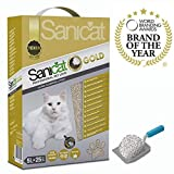 SANICAT Light & Clump, Arena de Gatos, Aroma a Talco