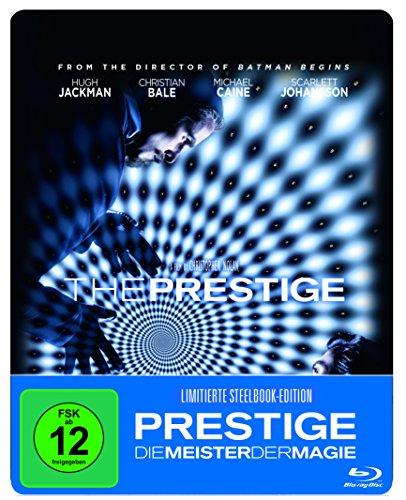 Bild von Prestige - Die Meister der Magie (Steelbook) (exklusiv bei Amazon.de) [Blu-ray] [Limited Edition]