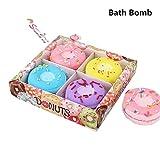 Badebomben Badekugeln ,Colorful (TM) Badekugeln für Frauen und Männer ,Bio Badekugeln als natürliches , für ein natürliches Sprudel-Bad in der Bade-Wanne