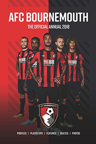 Official AFC Bournemouth Annual 2018 (Annuals 2018)
