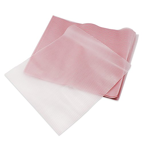 PsmGoods® 100 pcs Wrapping Waterproof Oilproof Wax Paper for Cake Bread Wrapper Non-stick