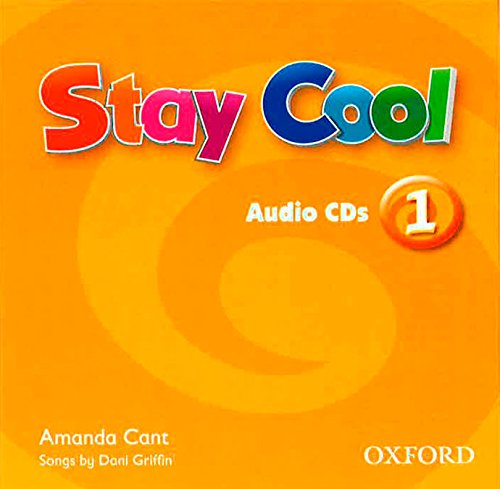 Stay Cool 1: Class CD